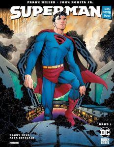 Superman Das erste Jahr Band 1 von Frank Miller und John Romita Jr. Comickritik
