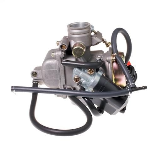 Carburetor Vacuum Line Diagram