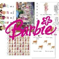 FREE:  Barbie Preschool and Totschool Pack {download link fixed}