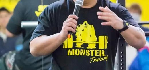 【乙級,以及,乙級】 @怪獸肌力及體能訓練中心