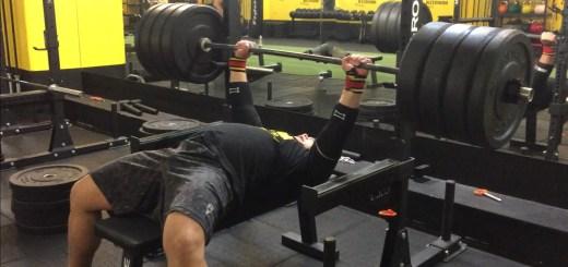 【被淘汰的勇氣】 @怪獸肌力及體能訓練中心