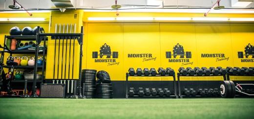【強與弱,男女之間】 @怪獸肌力及體能訓練中心