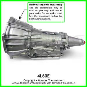 4L60E 4L65E Transmission High Performance 48 53 LS1 60L