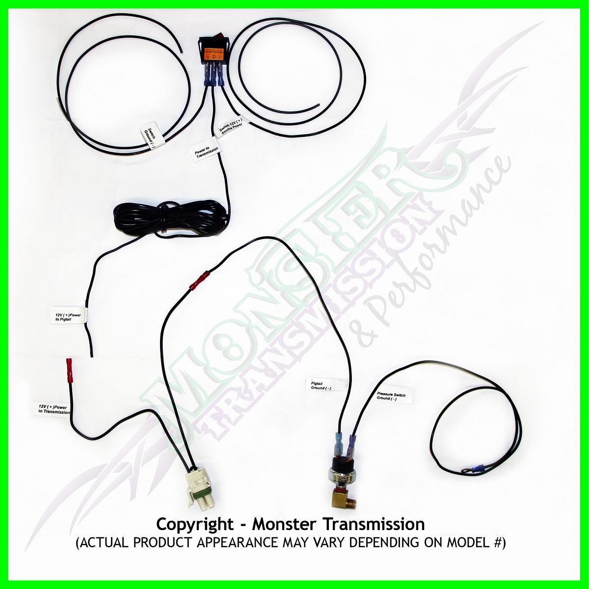 700r4 Transmission Lock Up Wiring Diagram Lockup