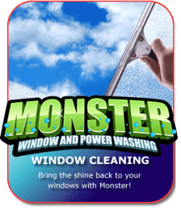 Window Cleaning on Long Island, New York by Monster Wash