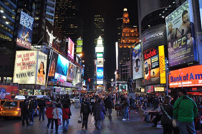 que-ver-nueva-york-times-square