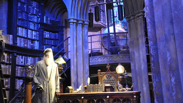 Cómo-visitar-estudios-Harry-Potter-dumbledore
