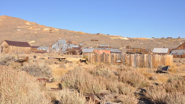 Visita-pueblo fantasma-Bodie