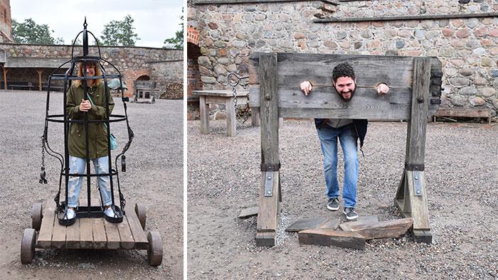Castillo-de-Trakai-tortura