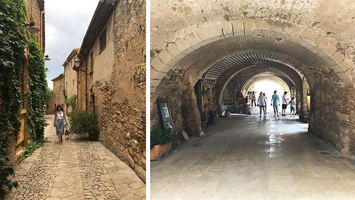 Pueblos-con-encanto-Girona-peratallada
