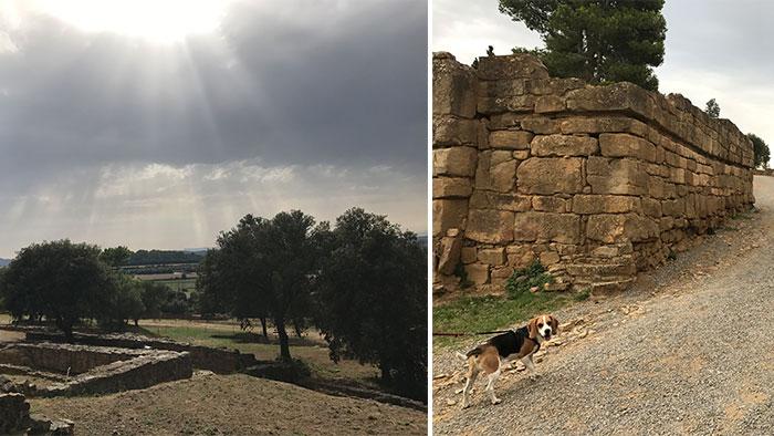 Pueblos-con-encanto-Girona-ullastret
