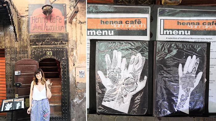 Consejos-viajar-marrakech-henna-cafe