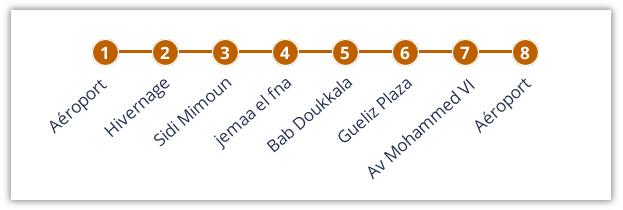 Cómo-ir-aeropuerto-centro-Marrakech-bus