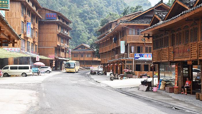 Cómo-visitar-arrozales-Longji-transporte