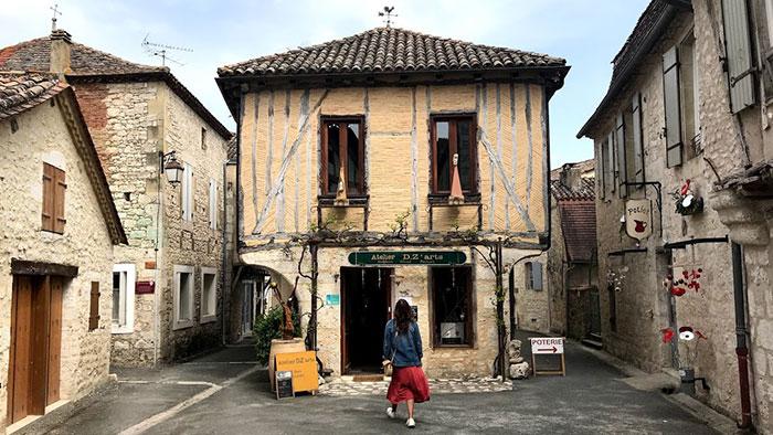 Ruta-Dordogne-Issigeac
