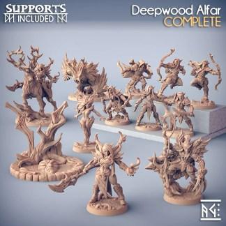 Deepwood Alfar