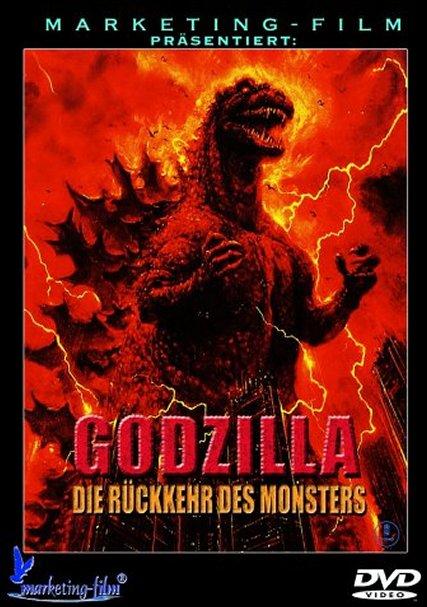 Monstrula De Cover Zu Godzilla Die R 220 Ckkehr Des
