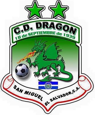 Escudo del CD Dragón