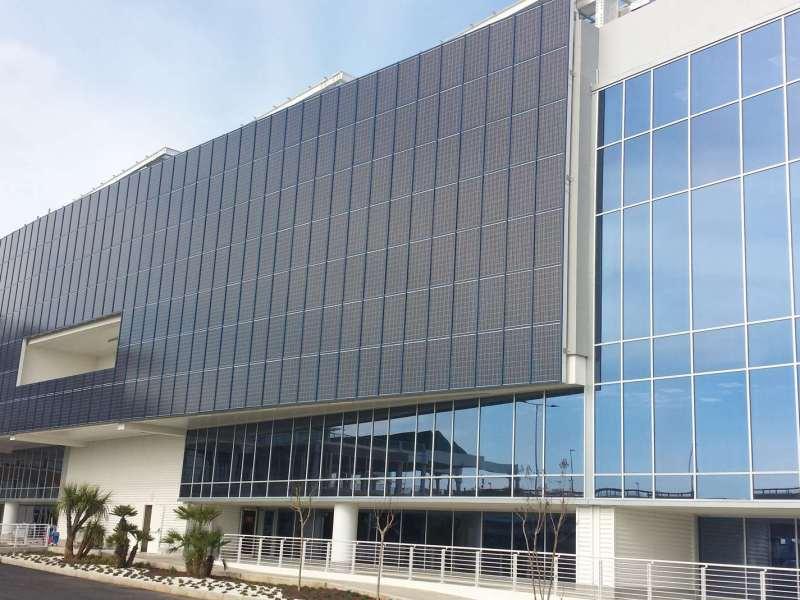 Aeroporti di Puglia, Progettazione e realizzazione di Ampliamento Aerostazione di Bari Palese