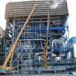 Enel Power, Progettazione esecutiva, fornitura e posa in opera di strutture metalliche ed accessori, Cagliari