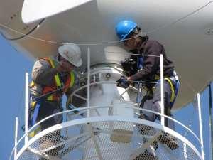 Pali e tralicci per energia eolica