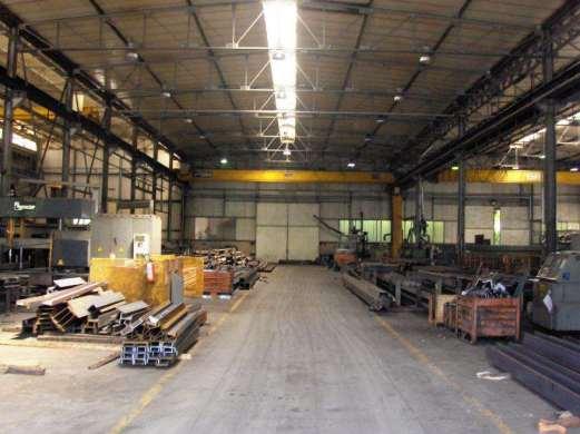 Tufo's production plant