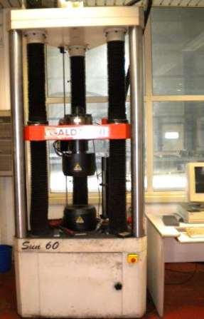 Galbini Traction machine