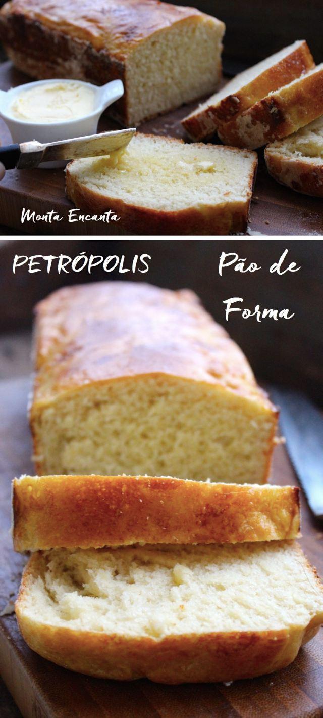 Pão de Forma Petrópolis