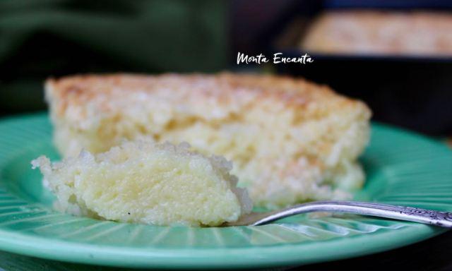 bolo queijadinha, bolo de coco com queijo