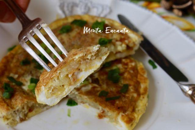 tortilha de batata rosti