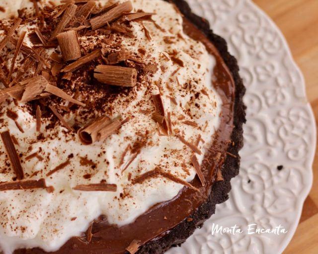 torta de nutella sem forno