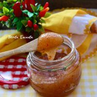 Geléia de Pimenta agridoce e  simples de fazer