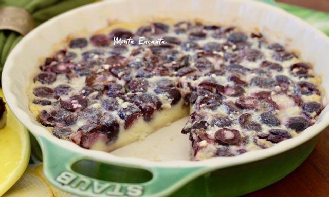 torta creme de cereja