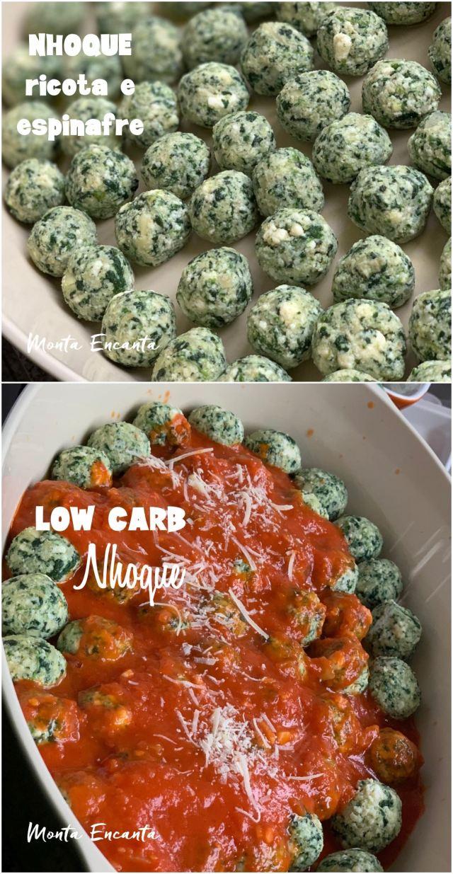 nhoque low carb