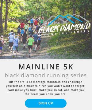 Black Diamond Running Series | Montage Mountain | Scranton Running Co