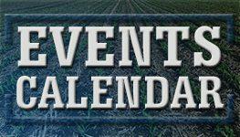Events calendar button