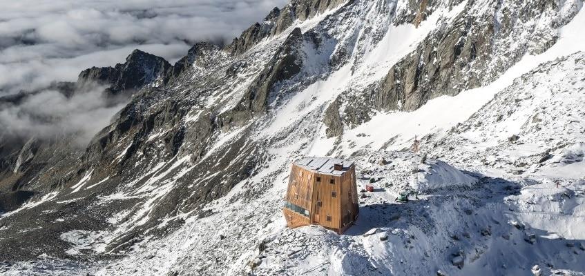 Rifugio al Sasso nero, San Giovanni, Valle Aurina, escursionismo, alpinismo