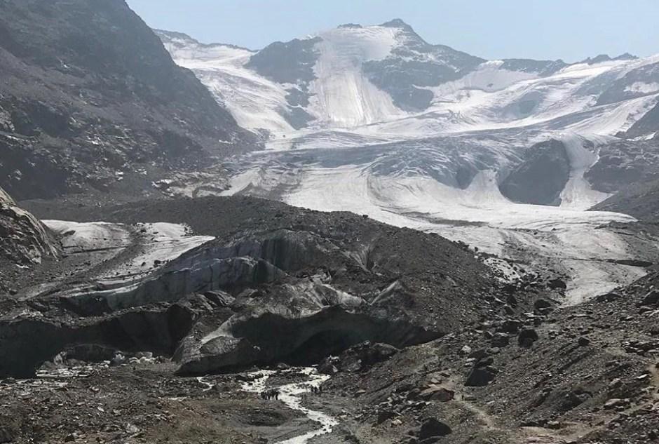 ambiente, ghiacciai, riscaldamento globale, Marco Confortola