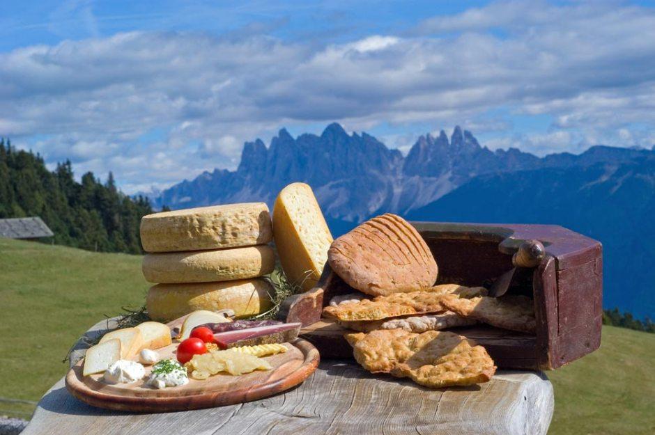 Prodotto di montagna, agricoltura, allevamento, prodotti tipici
