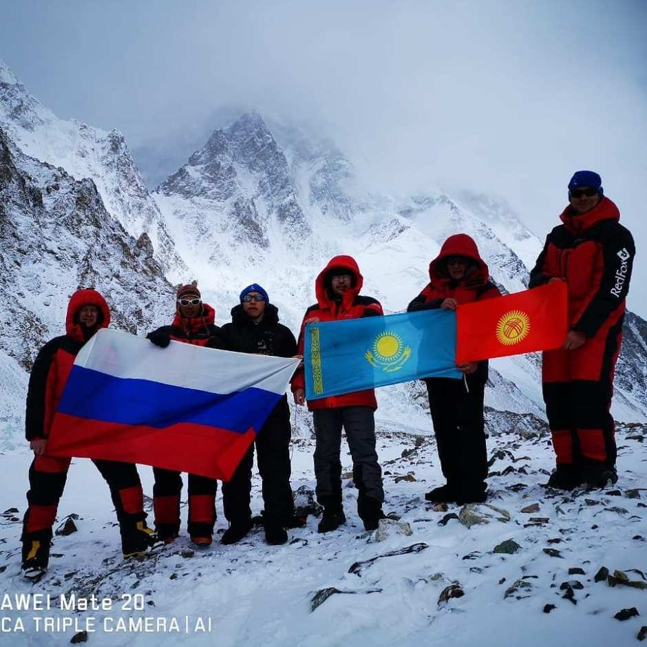 alpinismo, k2, invernale