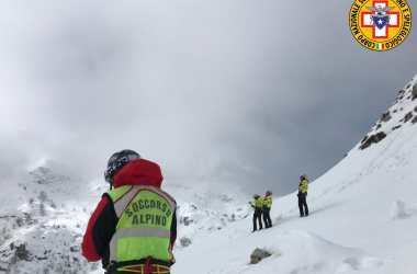 incidenti in montagna, piancavallo, motoslitta, svizzera