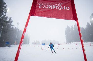 coppa del mondo scialpinismo, robert antonioli, michele boscacci, madonna di campiglio, sprint trace, oriol cadorna coll