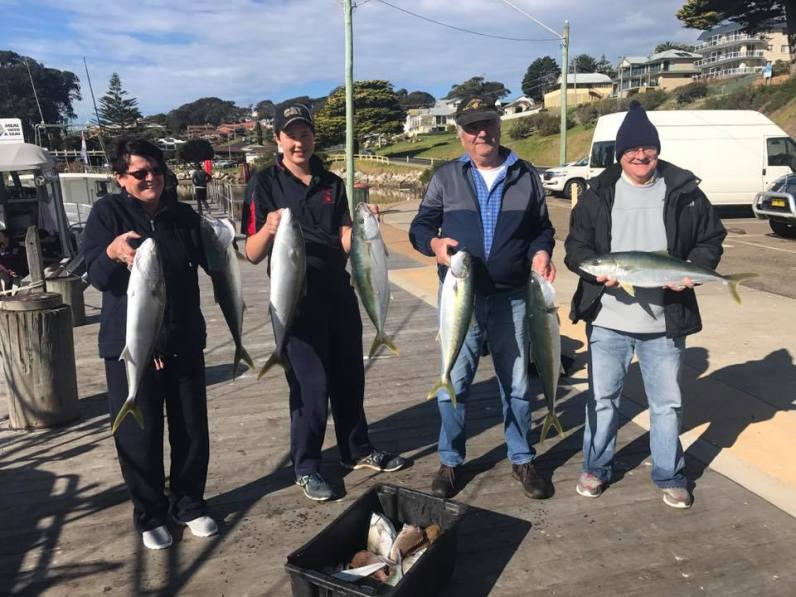 narooma fishing charter gallery 4