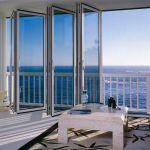 ventana aluminio plegables