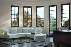 las ventanas de PVC