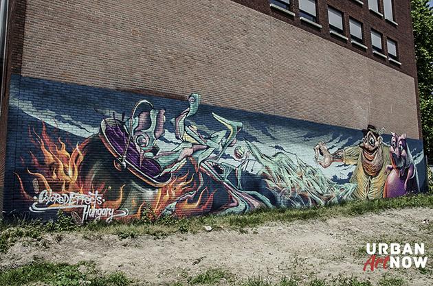 2014-05-30 Mural by Mr Zero - FatHeat - Boeki - TransOne - Team Budapest - web-15