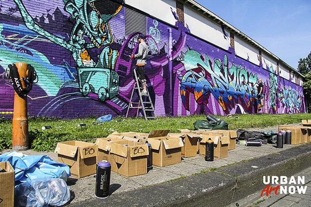 2014-05-30 Mural by Soten Tiws Reks Bomr Damn from Copenhagen - web-73