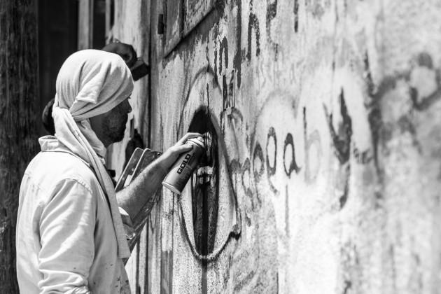 Herakut Eyes Of Gaza-12