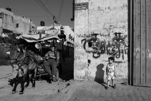 Herakut Eyes Of Gaza-17