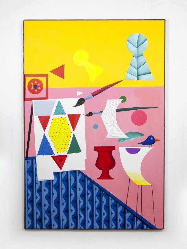 _halma-wie-von-geisterhand-gemalt-44flavours-Jim Avignon